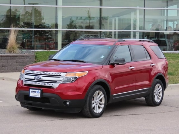 2014 Ford Explorer in Ames, IA