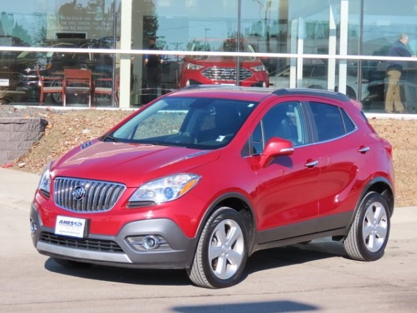 2016 Buick Encore in Ames, IA