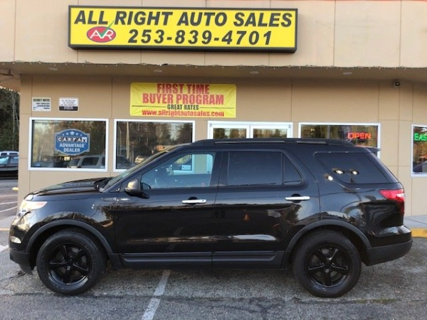 2011 Ford Explorer in Federal Way, WA