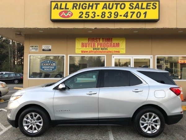 2018 Chevrolet Equinox in Federal Way, WA