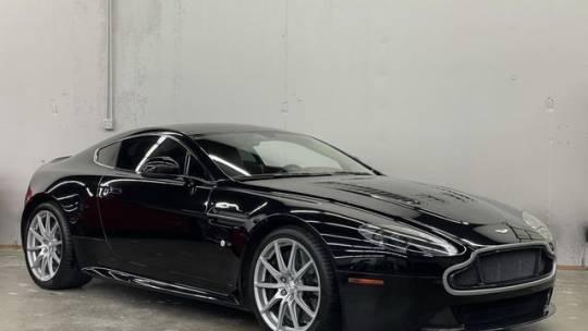 2015 Aston Martin V12 Vantage