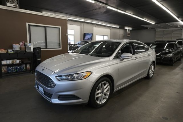 2016 Ford Fusion in Federal Way, WA