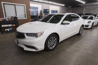 a2d066e840b5 2018 Acura TLX 2.4L FWD with Technology Package for Sale in Federal Way
