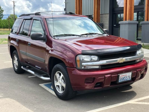2005 Chevrolet TrailBlazer Reliability - Consumer Reports