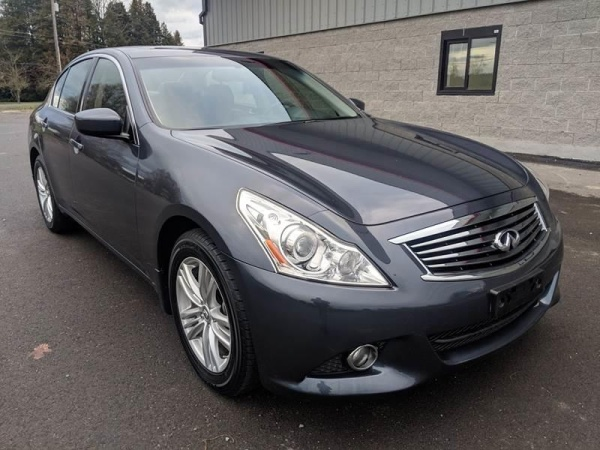 2012 Infiniti G Reviews, Ratings, Prices - Consumer Reports
