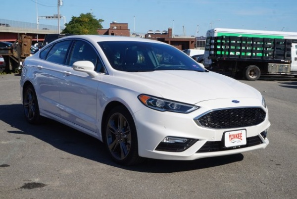 2019 Ford Fusion in South Portland, ME