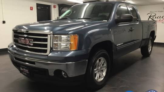 2012 Gmc Sierra 1500 Sle Ext Cab Rb 4wd For Sale In Ansonia Ct Truecar