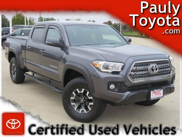 2017 Toyota Tacoma in Crystal Lake, IL