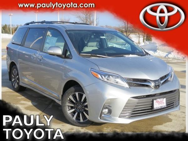 2019 Toyota Sienna Limited
