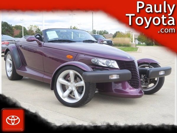 1999 Plymouth Prowler in Crystal Lake, IL