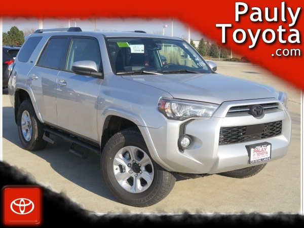 2020 Toyota 4Runner in Crystal Lake, IL