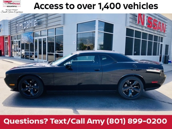 2014 Dodge Challenger in North Salt Lake, UT