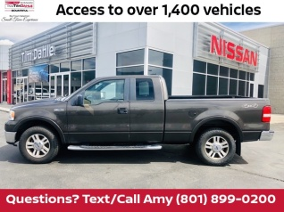 2007 ford f-150 xlt supercab 5 5' box 4wd for sale in north salt