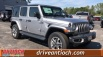 2019 Jeep Wrangler Unlimited Sahara for Sale in Antioch, IL