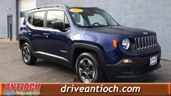 2017 Jeep Renegade in Antioch, IL