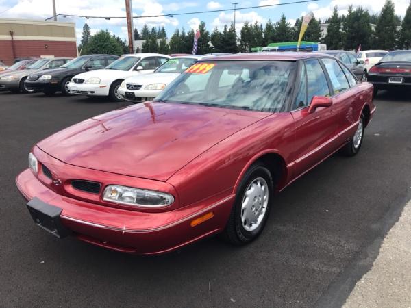 1999 Oldsmobile 88 in Tacoma, WA