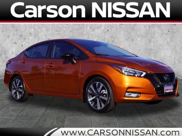 2020 Nissan Versa in Carson, CA