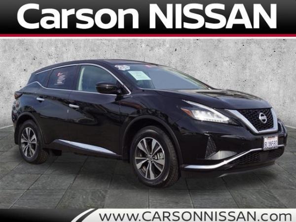 2019 Nissan Murano in Carson, CA