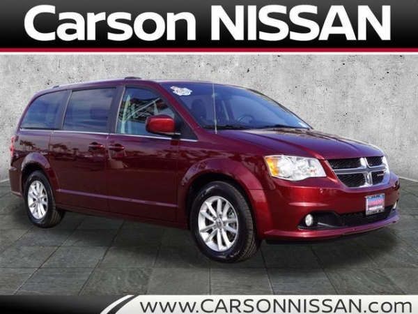 2018 Dodge Grand Caravan in Carson, CA