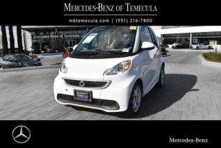 2016 Smart Fortwo Pion Coupe Electric Drive For In Temecula Ca