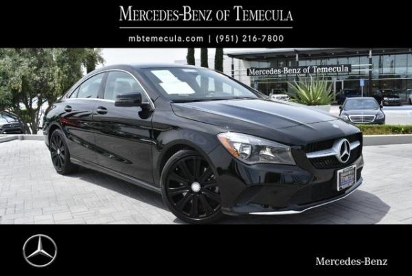 2017 Mercedes-Benz CLA