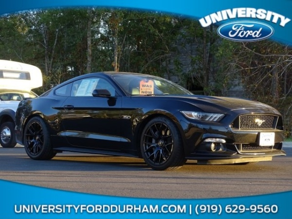 2016 Ford Mustang in Durham, NC