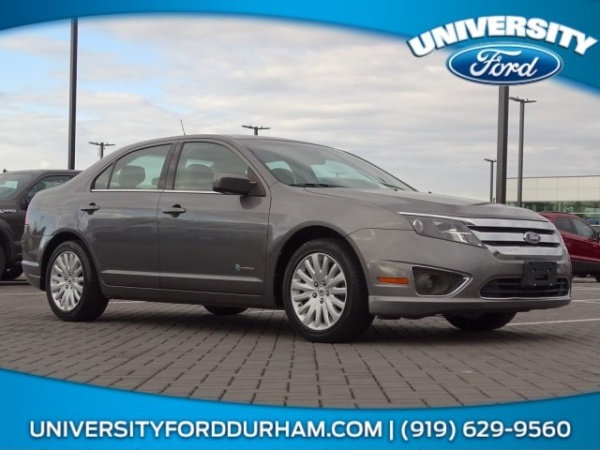 2011 Ford Fusion in Durham, NC