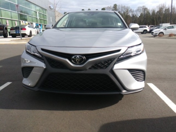 2019 Toyota Camry in Durham, NC