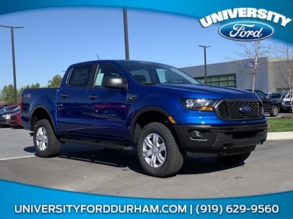 2020 Ford Ranger in Durham, NC