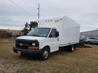 2004 chevy g31 box truck