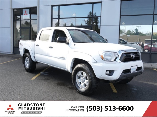 2015 Toyota Tacoma in Milwaukie, OR