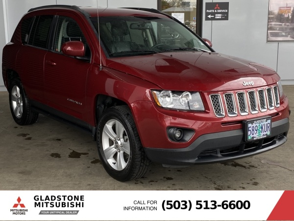 2015 Jeep Compass in Milwaukie, OR