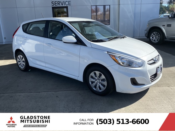 2017 Hyundai Accent in Milwaukie, OR
