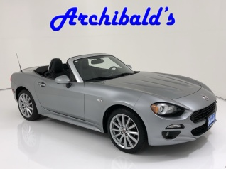 2017 Fiat 124 Spider Lusso For In Kennewick Wa