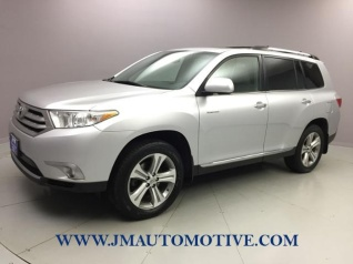 2017 Toyota Highlander Limited V6 4wd For In Naugatuck Ct
