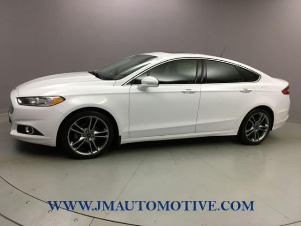 2016 Ford Fusion in Naugatuck, CT