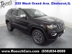 2020 Jeep Grand Cherokee Limited 4WD for Sale in Elmhurst, IL