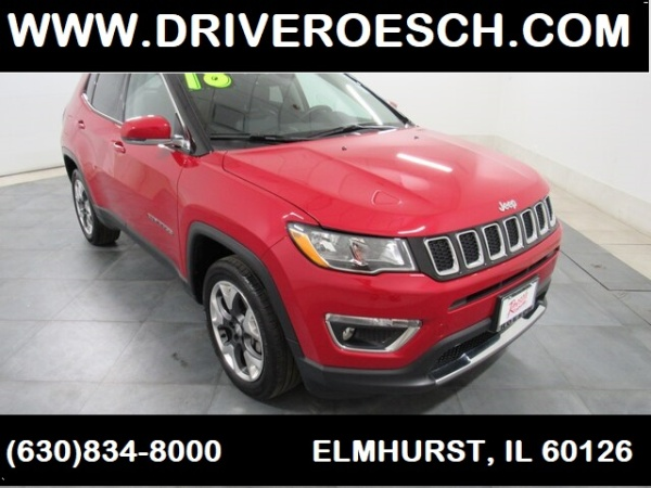 2018 Jeep Compass in Elmhurst, IL