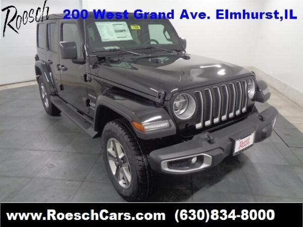 2020 Jeep Wrangler in Elmhurst, IL