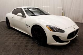 Car 2016 Maserati Granturismo