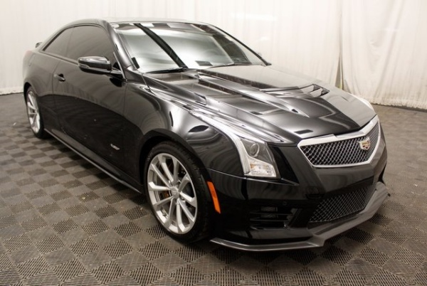2017 Cadillac Ats V Coupe For Sale In Bedford Oh Truecar