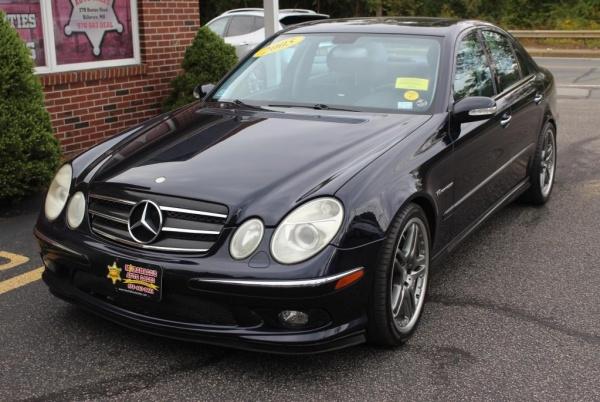 2005 Mercedes-Benz E