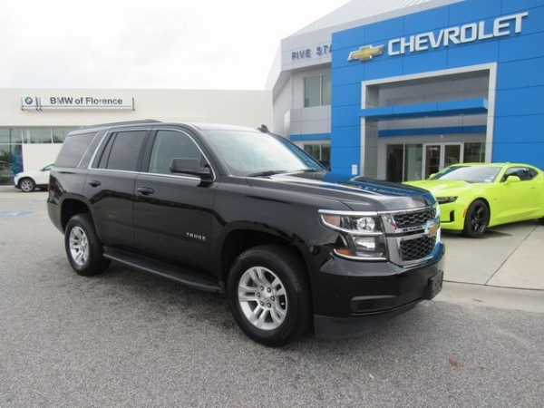 Used Chevrolet Tahoe for Sale in Florence, SC: 137 Cars from