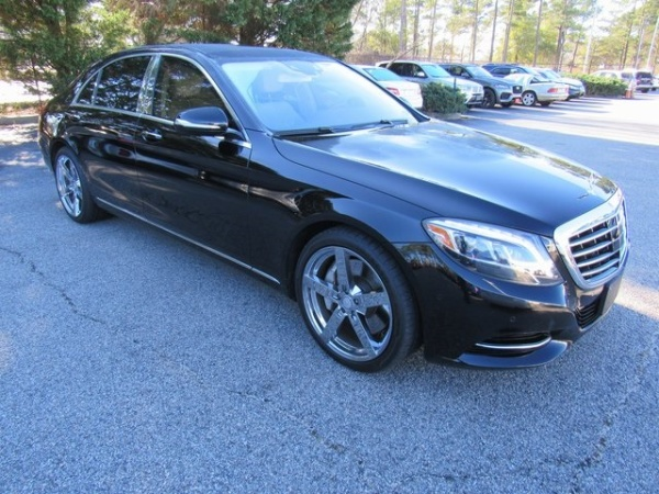 2014 Mercedes-Benz S-Class in Florence, SC