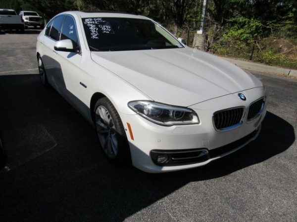 2016 BMW 5 Series in Florence, SC