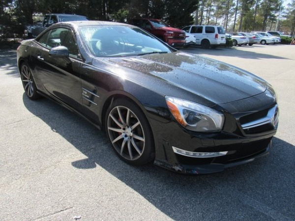 2013 Mercedes-Benz SL in Florence, SC