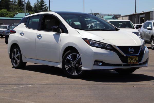 2020 Nissan LEAF in Roseville, CA