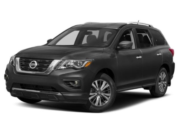 2020 Nissan Pathfinder in Roseville, CA