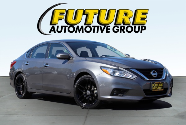 2018 Nissan Altima in Roseville, CA