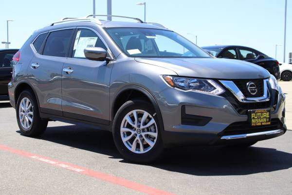 2020 Nissan Rogue in Roseville, CA